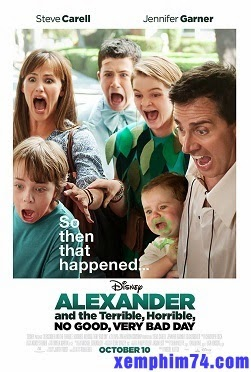 Alexander And The Terrible, Horrible, No Good, Very Bad Day ...