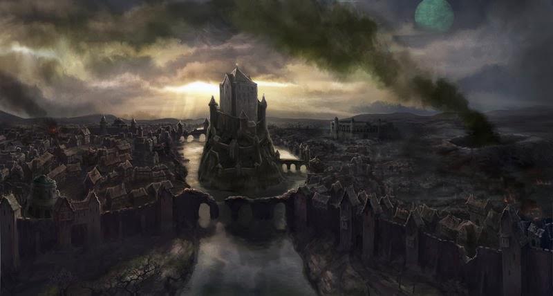 La città di Mordheim