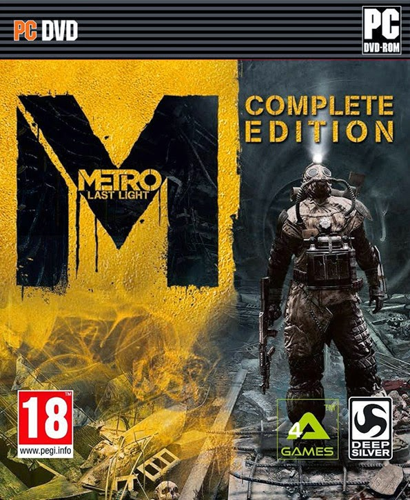 Metro Last Light Complete Edition PC