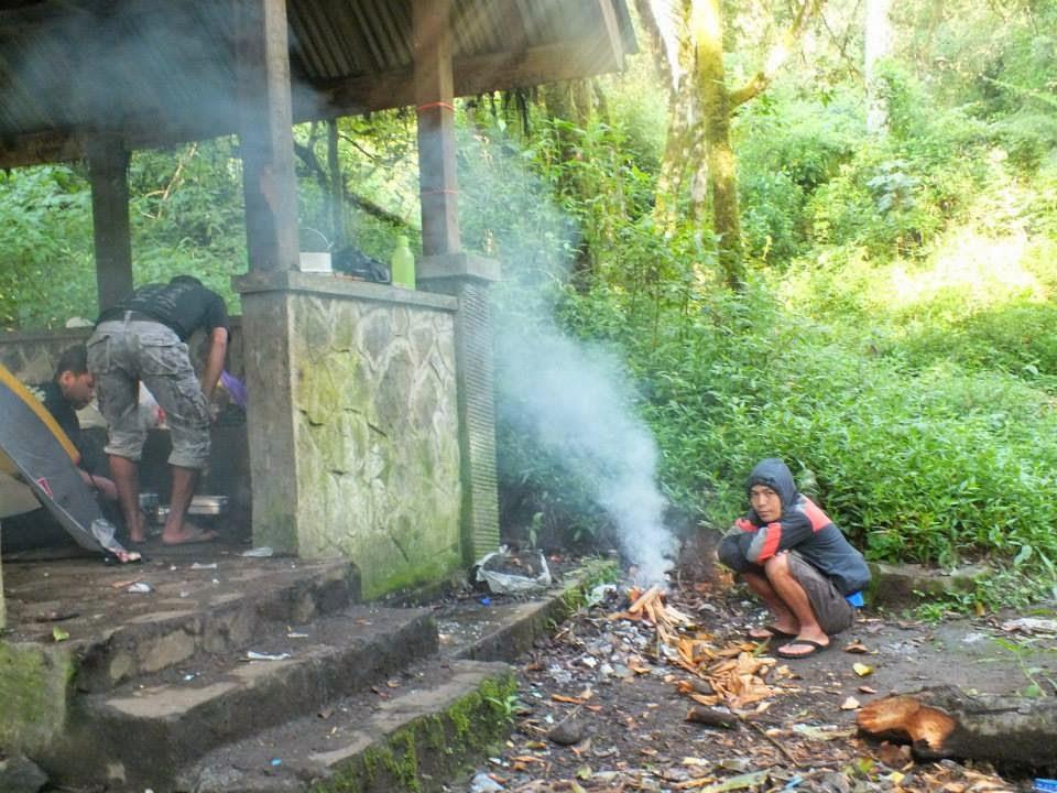 Lokasi POS CI GOWONG Gunung Ciremai