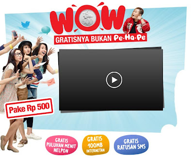 Promo Kartu As WOW 30 Jam
