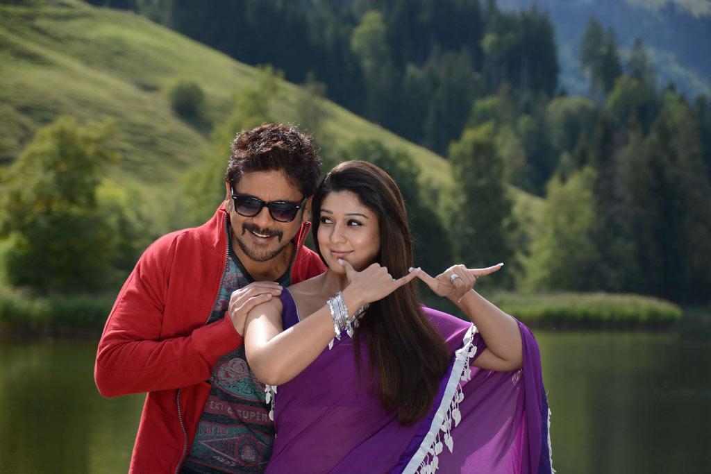 Nayanthara's Love Story Stills