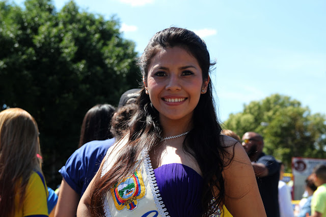 reinas y princesas belleza ecuatoriana