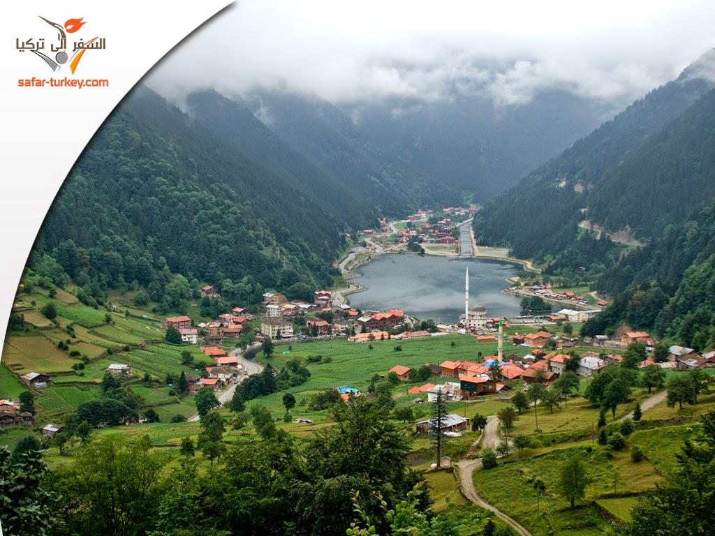 الأماكن التاريخية السياحية تركيا