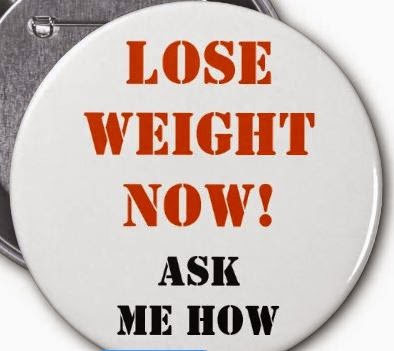 Lose body fat overall
