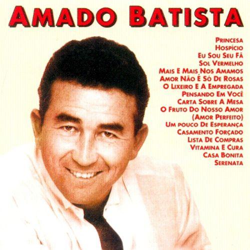 MÚSICA DAS ANTIGAS: AMADO BATISTA - (1994) AMADO BATISTA