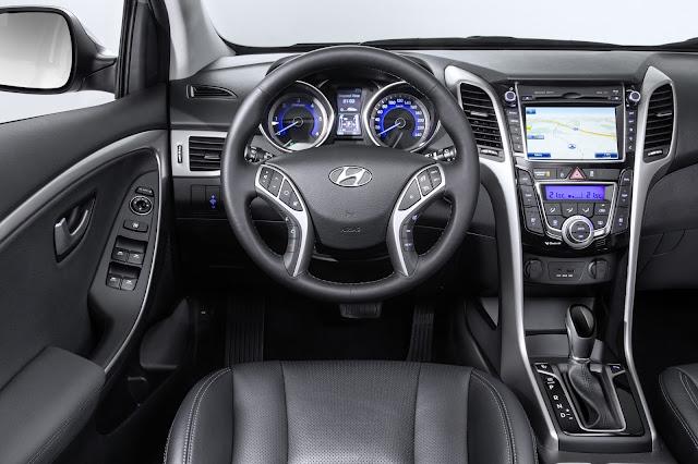 Hyundai I30 2016 Interior