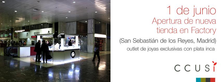 Ccusi en factory san sebasti n de los reyes abc serrano - Tiendas sofas san sebastian de los reyes ...