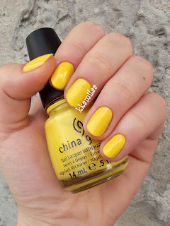 China Glaze Up And Away - Happy Go Lucky