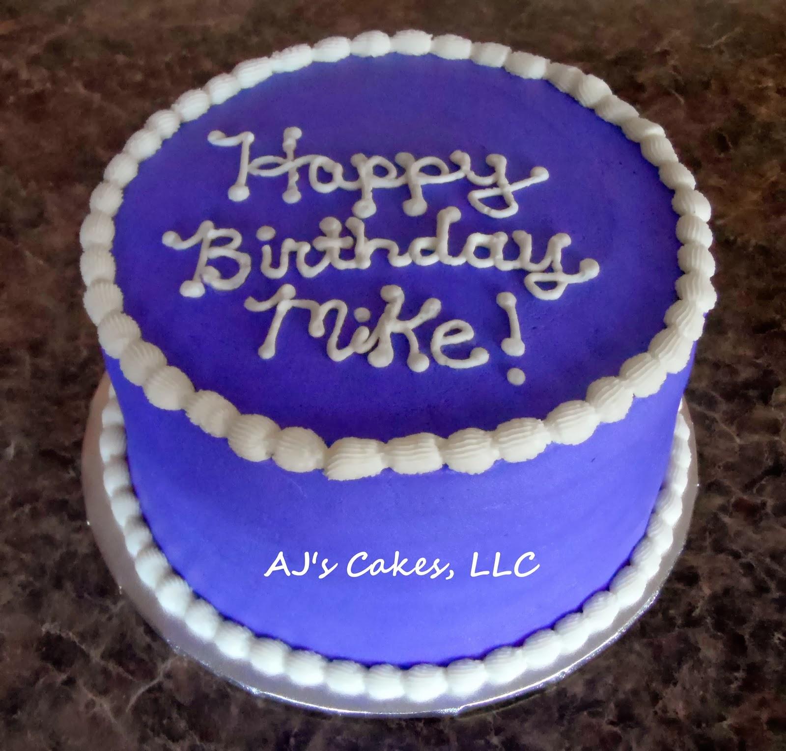 Ajs Cakes