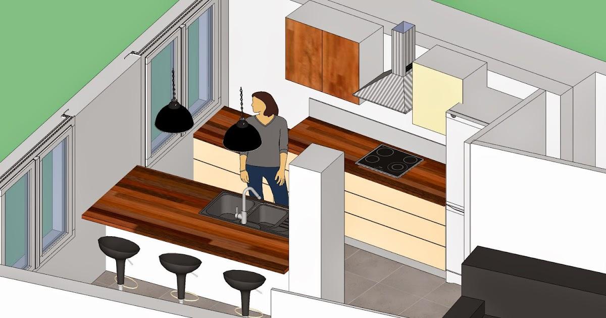 R novation de ma maison achat de la cuisine for Outil simulation cuisine