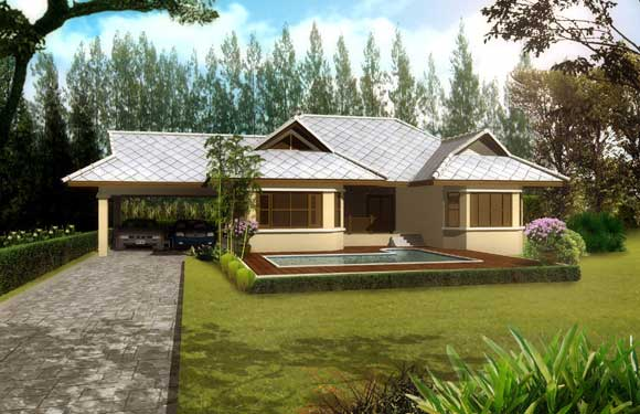 Modern small homes designs exterior 2016 modern home designs for Small homes exterior design