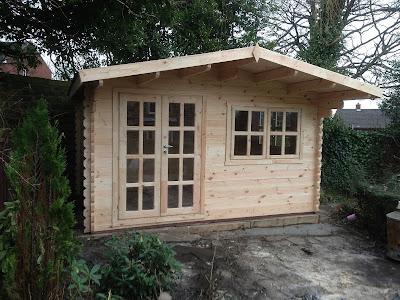 Bradford Garden Office
