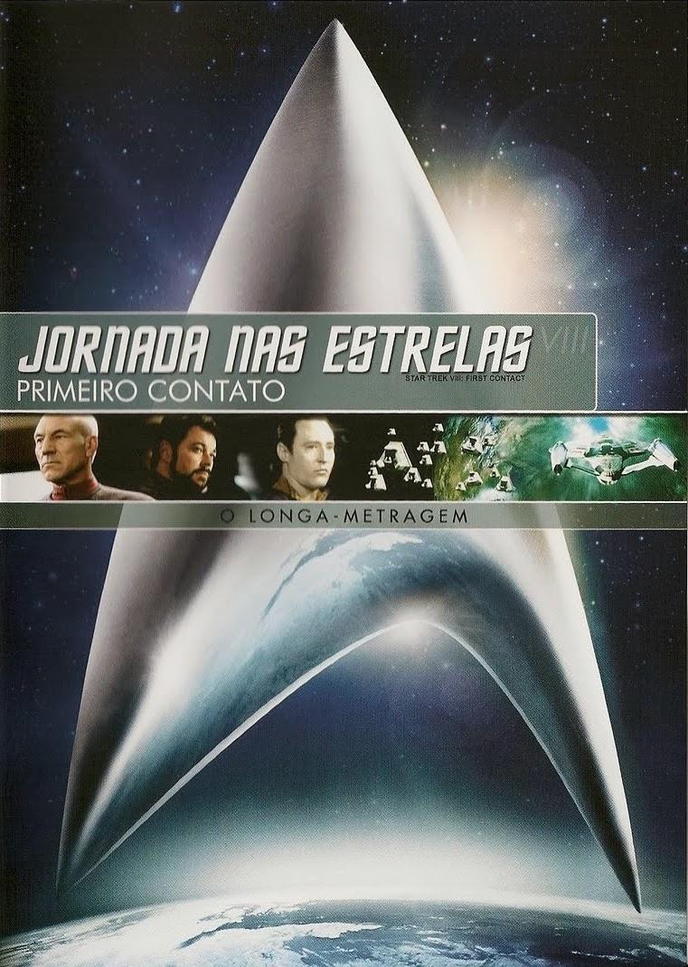 Jornada Nas Estrelas 8: Primeiro Contato – Dublado (1996)