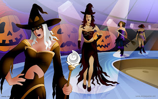 Halloween HD wallpapers - 038