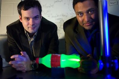 Kamera video MIT baru dapat tembak satu trilion bingkai sesaat