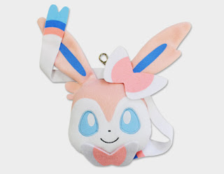 Sylveon Commutation-Ticket Holder