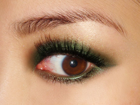 Thx God I m a Woman Make up for BROWN EYES Makeup for eyes