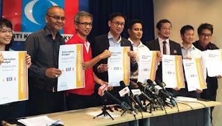 Belanjawan Alternatif 2016 fokus Sabah dan Sarawak