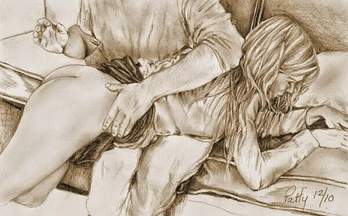 That interfere, sex erotic drawings spanking situation