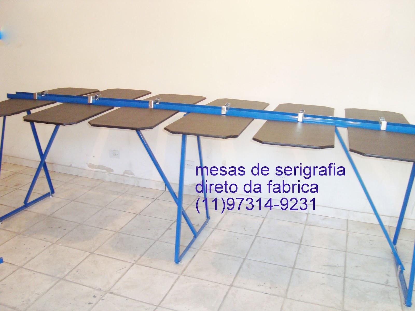 MESA SERIGRAFIA E SILK SCREENN mesa para serigrafia e silk screnn -> Cuba Para Banheiro Direto Da Fabrica