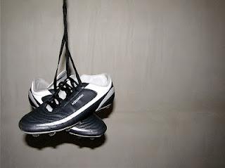 botas colgadas