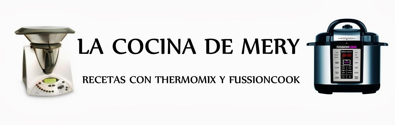 La Cocina de Mery (Thermomix y Fussiocook)