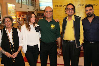 Karan Razdan's Book Launch Photo Gallery