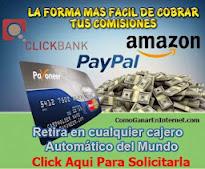 Solicita tu tarjeta de credito gratis