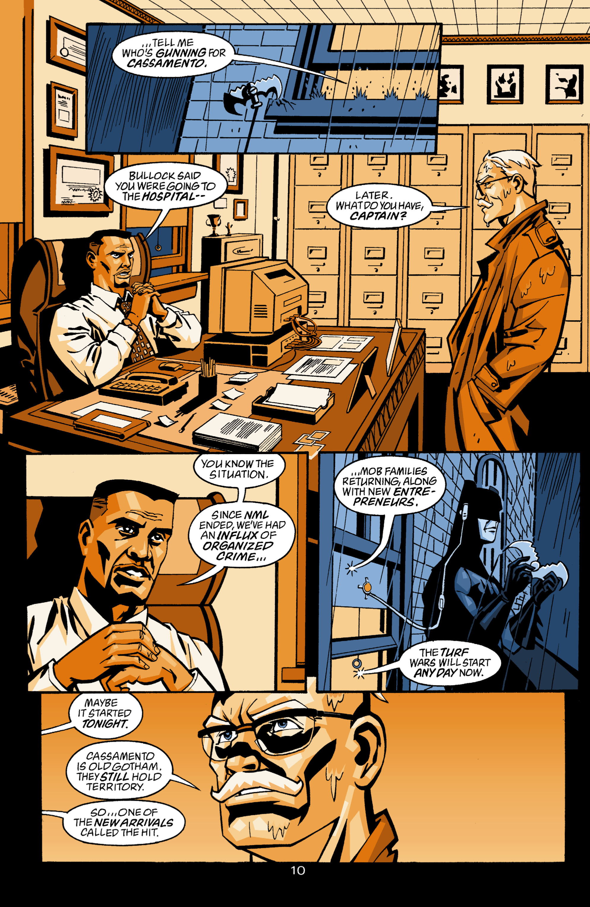 Detective Comics (1937) Issue #742 Page 11