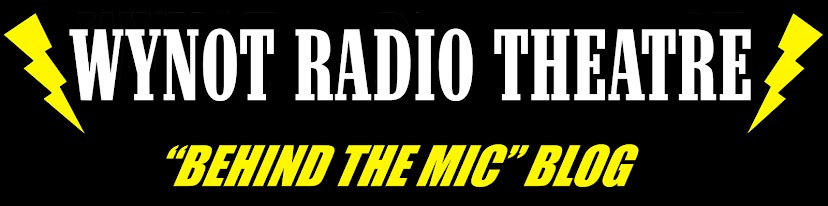 "- WYNOT RADIO'S ""BEHIND THE MIC"" -"