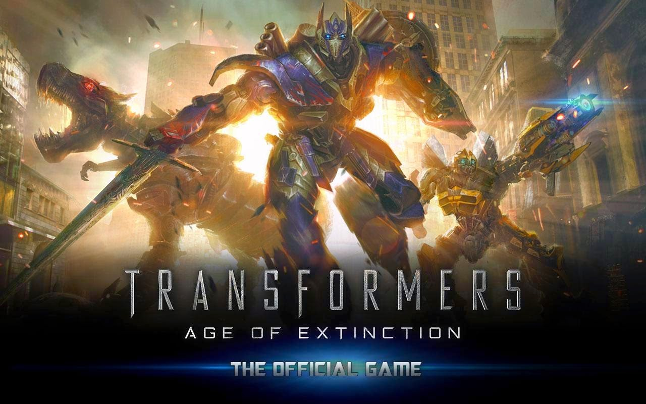 TRANSFORMERS AGE OF EXTINCTION 1.11.1 MOD APK [UNLIMITED HEALTH]