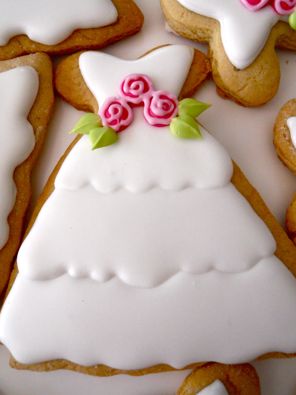 Oh sugar events cookie quickie bridal shower favors