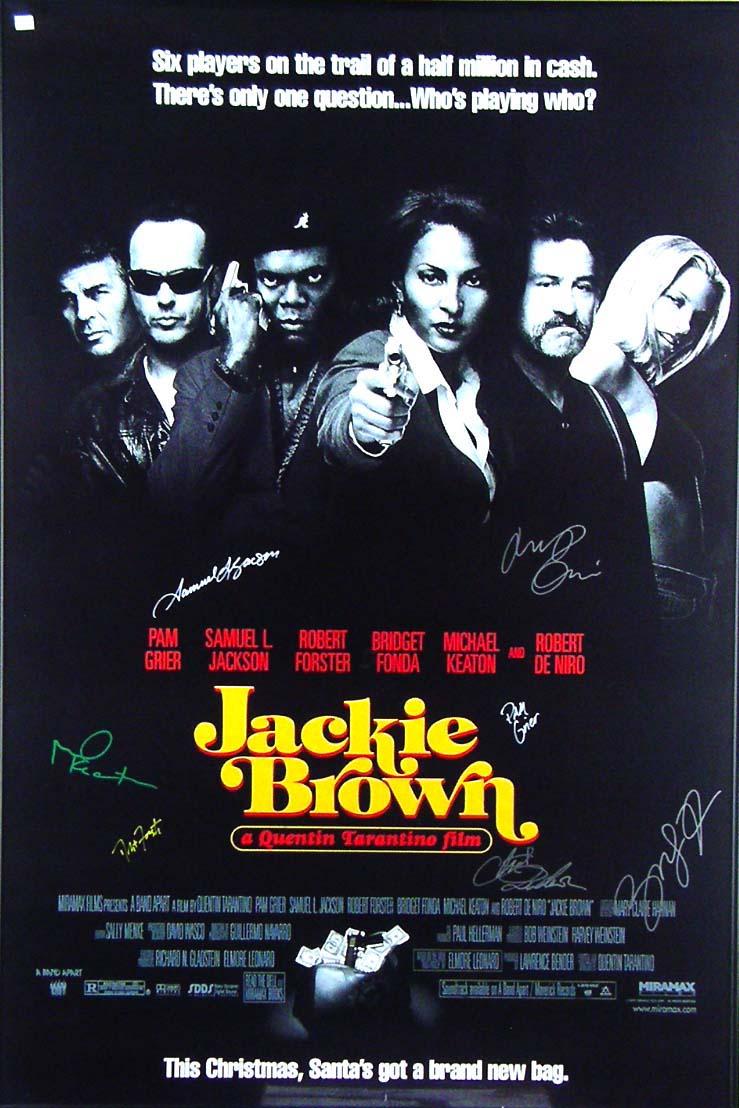 I eat, sleep, walk, talk Movies & Books :): Jackie Brown ...