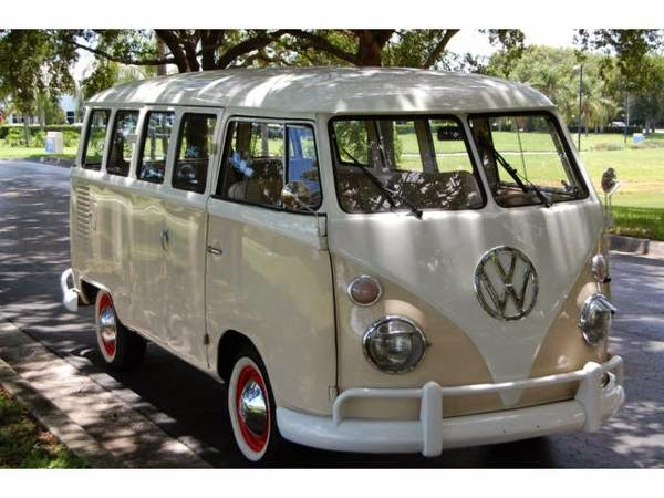 Original 1971 Volkswagen Kombi Vanagon 15 window bus | vw ...