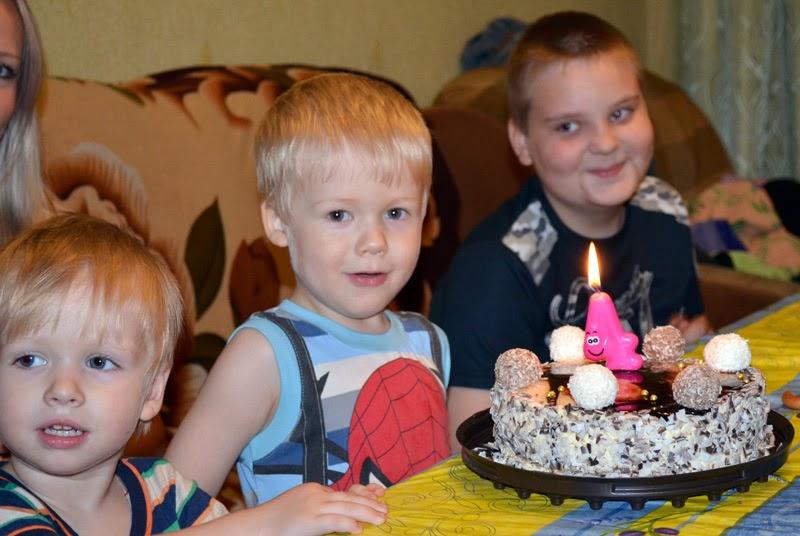 Поздравление в день рождения сыночку 4 годика