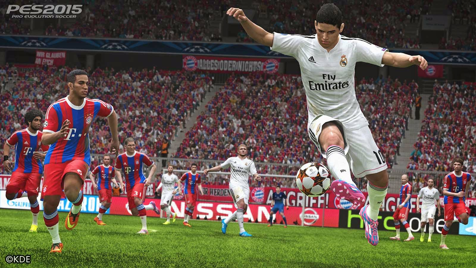 Pro Evolution Soccer 2015 Full Version Gratis