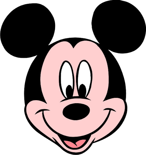 faces of mickey mouse printable images and pictures to print