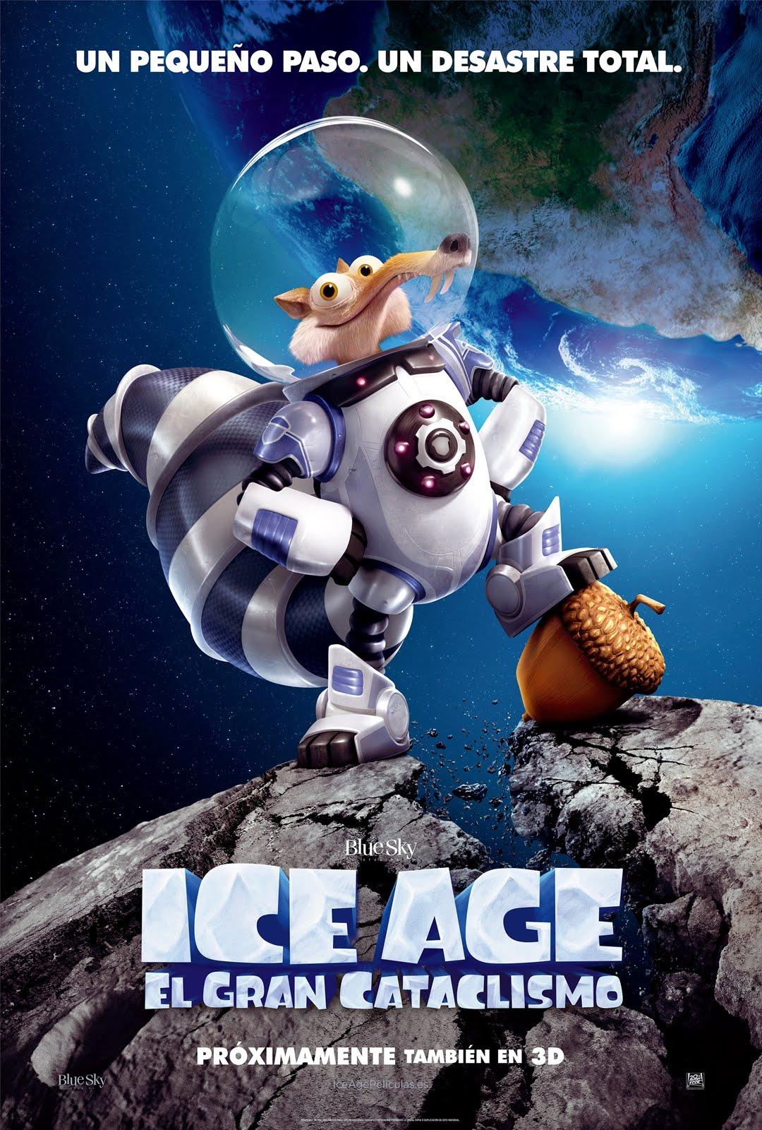 Ice Age: El Gran Cataclismo (15-07-2016)