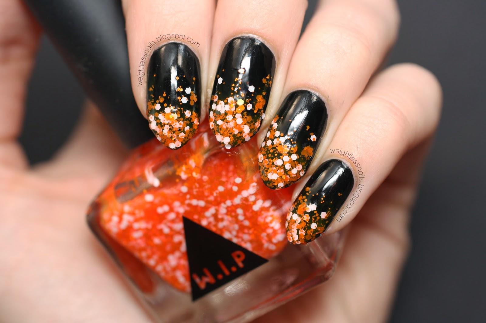 Weightless Nails   Swedish Nail Blog: October 2014