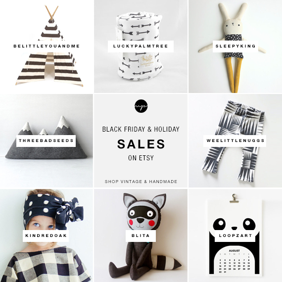 Black Friday & Holiday sales on Etsy | Babies & Kids