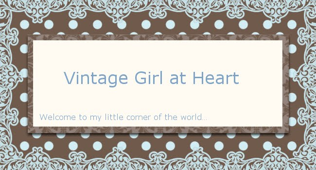 Vintage Girl at Heart
