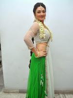Actress Ramya sri photos at O Malli audio launch-cover-photo