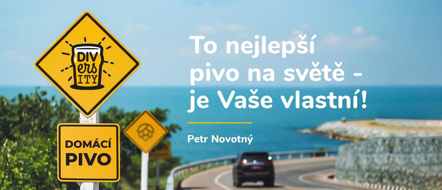 Diversity - Petr Novotný