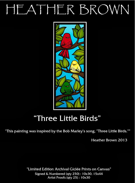 heather brown birds