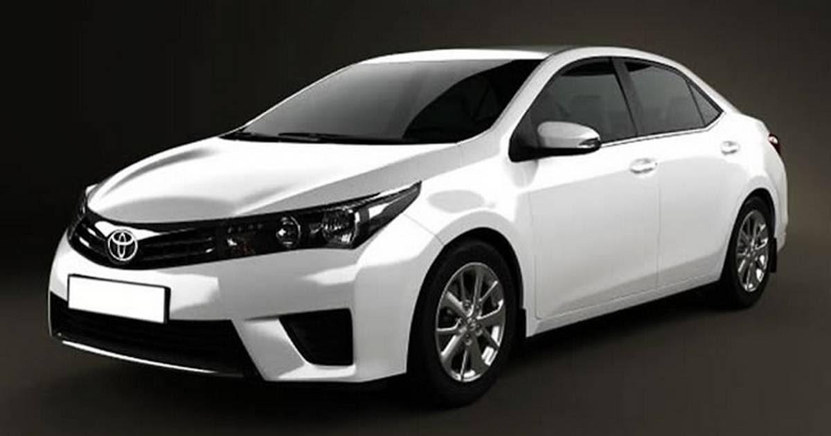 Novo Toyota Corolla aparece em supostas imagens oficiais