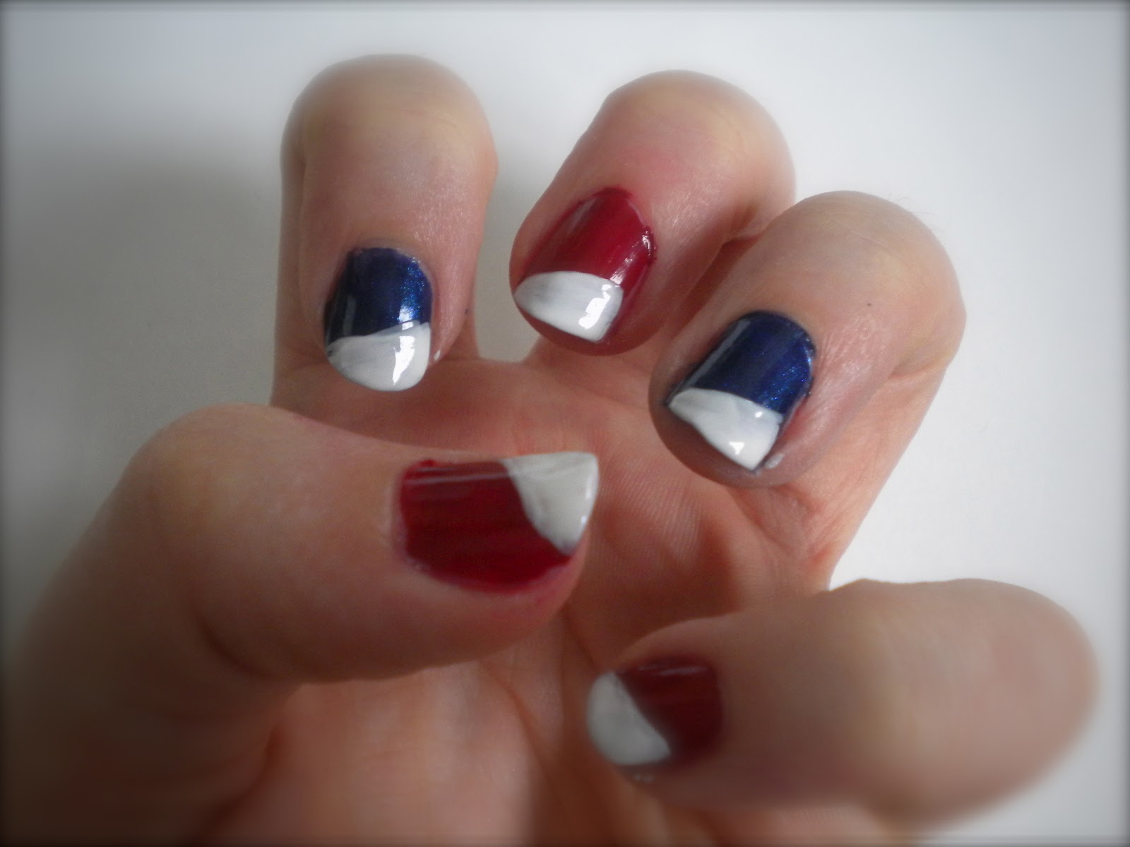 Colour at your fingertips: Jubilee Nails - British Manicure