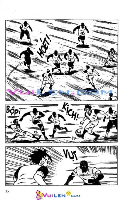 Jindodinho - Đường Dẫn Đến Khung Thành III  Tập 47 page 38 Congtruyen24h