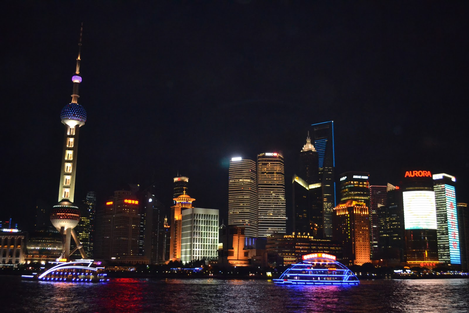 A Young American Professional takes on Shanghai