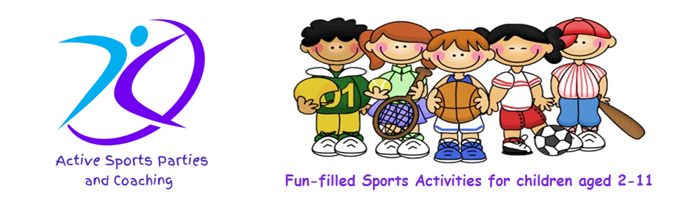 Active Sports Parties